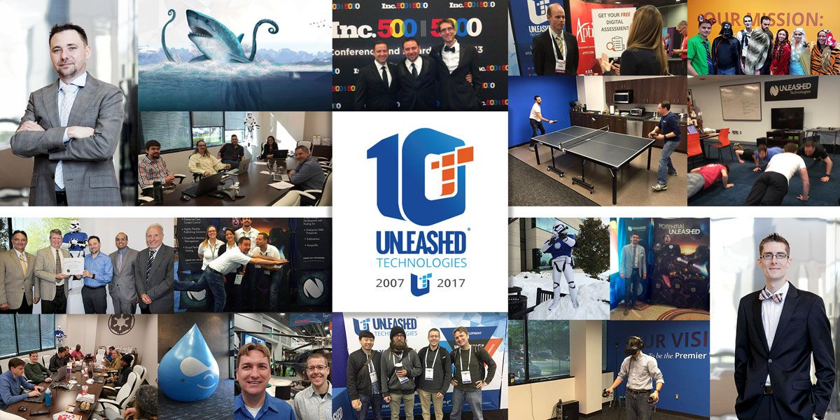 Celebrating 10 Years of Unleashed Technologies