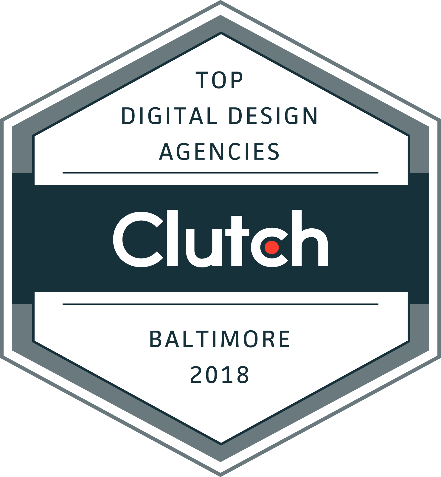 Clutch Digital Design Agency 2018