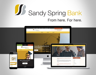 Unleashed Technologies Partners with Sandy Spring Bank to Launch New SandySpringBank.com