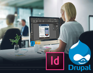Drupal to InDesign XML Importer