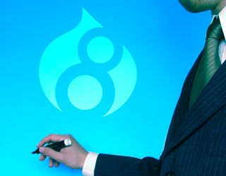 Drupal 8 for your organization.