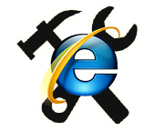Internet Explorer testing graphic