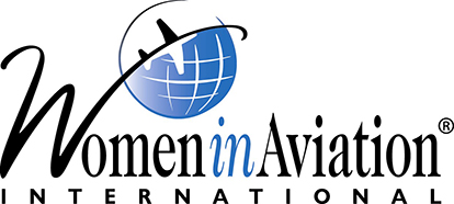 Women In Aviation International Logo