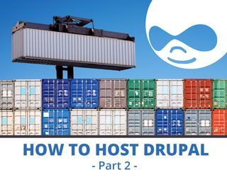 Hosting Drupal with Containers