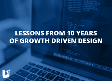 Growth Driven Design Webinar - Unleashed Technologies