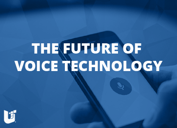 Voice Technology Webinar