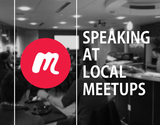 The Value of Speaking At Local Meetups
