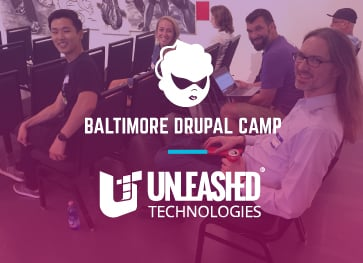 Unleashed Technologies at Baltimore DrupalCamp 2019