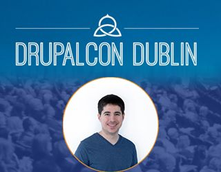 Colin O'Dell Speaking at Drupalcon Dublin