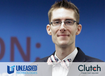 Scott Greenwell, COO Unleashed Technologies Clutch.co Interview
