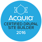 Certified Drupal Site Builder