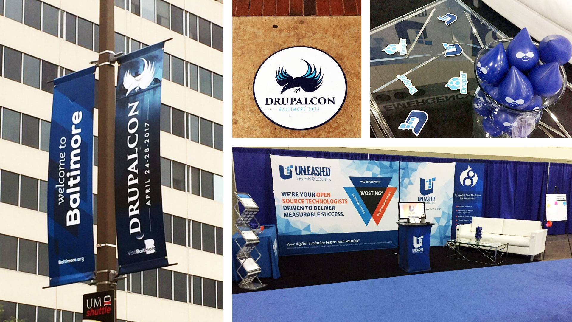 DrupalCon Baltimore | Unleashed Technologies
