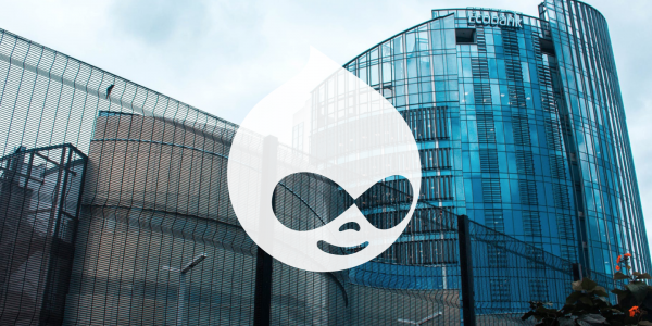 Why Banks Should Be Using Drupal