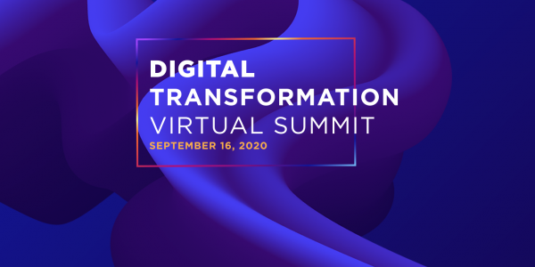 Digital Transformation Summit Cover