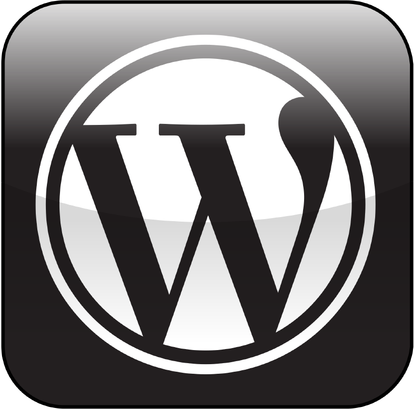 WordPress Logo - Custom WordPress Website Design
